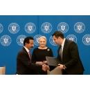 Premierul Dăncilă: Semnarea memorandumului de înțelegere cu compania DP World din EAU deschide calea pentru o(...)