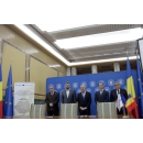 Vice Prime Minister Marcel Ciolacu: The BRUA project is a priority for the Government; it is of particular importance(...)