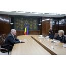 Prime Minister Viorica Dancila received the Ambassador of the Kingdom of Belgium, H.E. Thomas Baekelandt