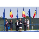 Prime Minister Viorica Dăncilă's participation in the opening of Palas drinking water treatment plant, rehabilitated(...)