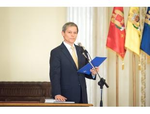 Ceremonia de depunere a jurământului de învestire în funcţie a membrilor Guvernului României