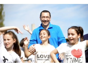 "Statements by PM Victor Ponta at the event ""Movement means life!"""