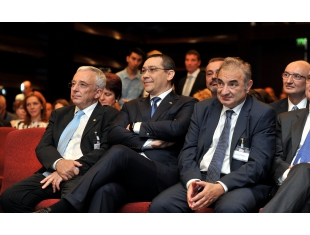 Prime Minister Victor Ponta participated in the Euromoney Regional Finance and Investment Conference for SouthEast Europe