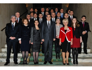 Ministers of the Romanian Government