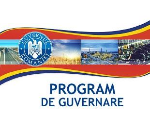 Programul de guvernare