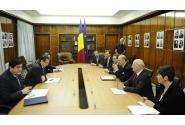PM Victor Ponta întâlnire cu Paolo Rocca, CEO al Tenaris