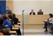 Conferință la SciencesPO