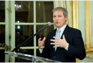 Premierul Dacian Cioloș la Ambasada României la Paris