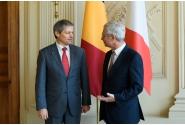 Întrevedere cu Claude Bartolone, președintele Adunării Naționale